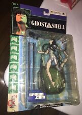 Ghost in a Shell Major Motoko Kusanagi Action Figure spawn