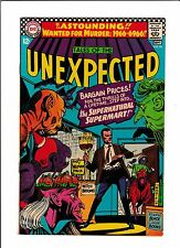 """TALES OF THE UNEXPECTED #96  [1966 VG+]  """"THE SUPERNATURAL SUPERMART!"""""""