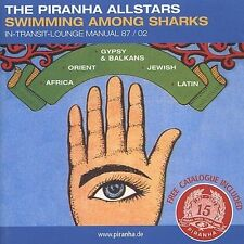 NEW - Swimming Among Sharks: Piranha's 1987-2002 by Various Artists
