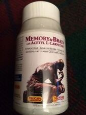Andrew Lessman Memory & Brain with Acetyl L-Carnitine 60 Caps Exp. 09/30/2018