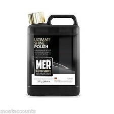 Mer Ultimate Car Polish [M5L] Professional Liquid Wax Car Van Bike  - 500ml