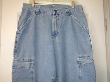 DEADSTOCK NWT LEE UNION MADE BUDDY LEE CARPENTER JEANS 34X32 (#288-2928) USA