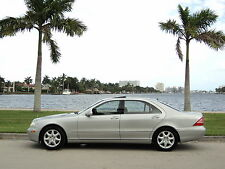 2006 Mercedes-Benz S-Class 4Matic Sedan 4-Door