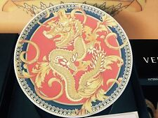 VERSACE DRAGON PLATE CANDY OR COASTER ROSENTHAL NEW IN BOX SALE