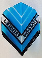 Ruthless Venom 150 Light Blue Standard Dart Flights