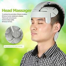 Electric USB Head Massager Brain Massage Relax Acupuncture Points Z6X5