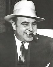 AL CAPONE 8X10 PHOTO MAFIA ORGANIZED CRIME MOBSTER MOB PICTURE