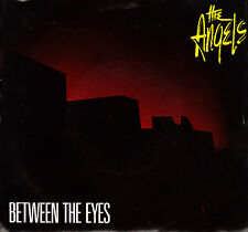 """THE ANGELS-Between The Eyes-7"""" Single-1984 Epic Oz issue Picture Sleeve-ES 991"""