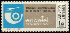 "ARGENTINA 1021 (Mi1183) - National Post and Telegraph Press ""ENCOTEL"" (pf22024)"