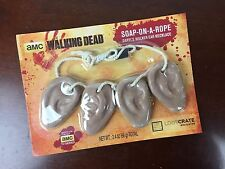 NEW Walking Dead Soap on a Rope Loot Crate Exclusive Ear Necklace (Soap)