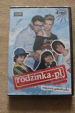 Rodzinka.pl Sezon 1 - DVD - POLISH RELEASE - POLSKI SERIAL