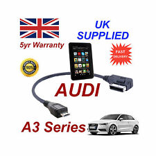AUDI a3 4f0051510m Cavo per Amazon Kindle Fire HD MICRO USB CAVO AUDIO
