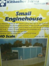 Pikestuff HO Small Modern Engine House KIT 5000 NEW (2 photos view)