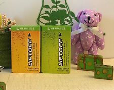 HERBALIFE LIFTOFF ENERGY DRINK (20 SATCHETS) Orange or Lemon **Free Shipping**