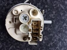 Hotpoint BWD12 integrated washer dryer pressure switch