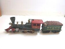 VINTAGE POSTWAR LIONEL 1862 GENERAL ENGINE WITH 1862 W&ARR TENDER