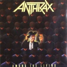 ANTHRAX CD - AMONG THE LIVING - NEW UNOPENED - ROCK METAL