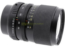 Pentax K zoom Ricoh P Rikenon 28/80mm. f3,5-5,6 Macro. Compatibile con digitali.