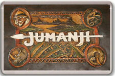 JUMANJI FRIDGE MAGNET IMAN NEVERA