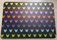 Mickey Mouse Square Type MOUSE  PAD  For Laptop PC Rainbow color