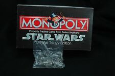 2004 Star Wars Original Trilogy MONOPOLY Game Replacement - Complete TOKENS