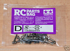 Tamiya 56301 King Hauler, 9465445/19465445 Screw Bag D, NIP