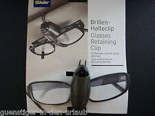 TCM Tchibo Brillenhalter Sonnenbrillenhalter Zum Anklemmen an die Sonnenblende