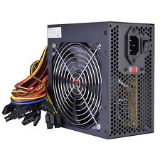 Logisys PS480A12BK 480W 20+4 PIN ATX w SATA 120mm Hydro Quiet Fan Power Supply