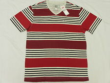 $30 NWT Mens Ecko Unltd T-Shirt Shades Of Better Tee V-Neck Striped Size L K913