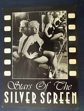 80s Marilyn MONROE POSTCARD Stars of the Silver Screen Athena with mirrors