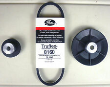2L V-Belt Pulleys + Belt Buyers Choice: (2) Pulleys + (1) Belt Various Sizes New
