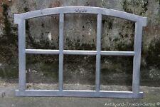 Gussfenster roh Stallfenster mit Bogen 56x42 FeN1100r