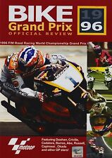 MotoGP - Bike  World Championship Grand Prix - Official review 1996 (New DVD)