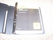 NH New Holland LB115 B LB115.B Backhoe Loader Parts Catalog Manual