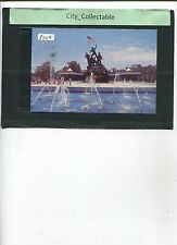 P249 # MALAYSIA USED PICTURE POST CARD * NATIONAL MONUMENT, KL