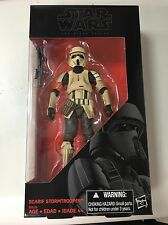 "HASBRO STAR WARS BLACK SERIES 6"" SCARIF STORMTROOPER FIGURE [WALMART EXCLUSIVE]"