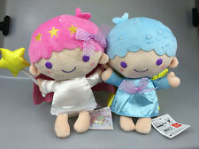8.7'' Sanrio Little Twin Stars Characters Kiki Lala Doll Stuffed Plush Figure
