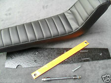 RALEIGH CHOPPER MKI SEAT RESTORATION KIT+ COVER/STRAP/ SEAT BAR/UNDERBOARD/RIVET