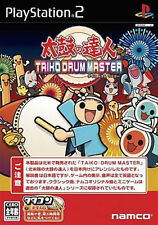 Used PS2 Taiko no Tatsujin: Taiko Drum Masters Japan Import (Free Shipping)