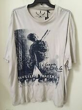 Big&Tall Mens 5XL i Jean By Buffalo 100% Cotton Graphic S/S Crew Neck Tee