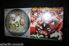 LaserDisc NEW How To Watch Pro FOOTBALL & Golden Decade College 70-79 NFL SPORTS
