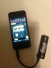 IRIG AMPLITUBE PER IPHONE 5 5C 5S IPAD AIR AMPLIFICATORE CHITARRA ED EFFETTI