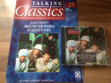 TALKING CLASSICS double CD and magazine AROUND THE WORLD IN 80 DAYS (25)