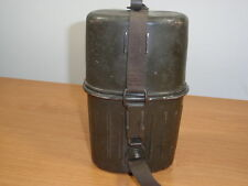 German Military Surplus Item - 1986s Used Army Men Mess Canteen Cambo Kit