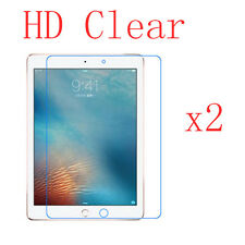 """2 x New Ultra Clear Screen Protector Film Guard Shield For Apple iPad Pro 9.7"""""""