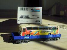 Märklin 48707 Jahreswagen 2007 1.FC Märklin Looney Tunes Bus Road Runner