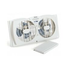 Ductless Air Conditioner Mini Window Dual Blade Cooling Fan Split Unit AC Home