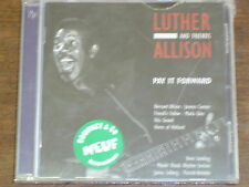 LUTHER ALLISON Pay it forward CD NEUF