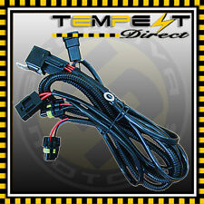 35W/ 55W Relay Wire Harness for 9005 9006 H1 H7 H10 H11 H3 HID Xenon Kits w/ DRL