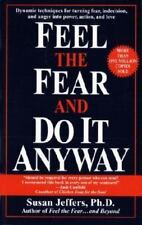 Feel the Fear and Do It Anyway by Susan Jeffers, Good Book